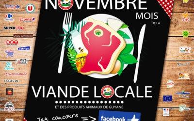 Le mois de la Viande Locale et des produits animaux de Guyane 2018