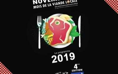 Le mois de la Viande Locale et des produits animaux de Guyane 2019